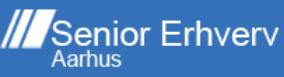 Senior Erhvervs logo